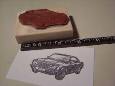 Mercedes 2 door Car Rubber Stamp 123 series Diesel 300TD 78 79 80 81 82 83 84