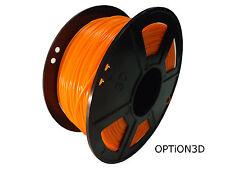 Orange 3D Printer PLA Filament 1.75mm 1Kg / 2.2lbs