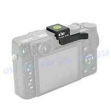 Hot Shoe Adapter Cover With Bubble Level Thumbs For FUJIFILM FINEPIX X10 X20