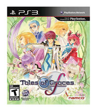 Tales of Graces f (Sony PlayStation 3, 2012)
