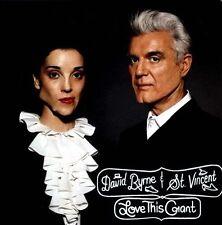 Love This Giant - David Byrne & St. Vincent Byrne, Like new