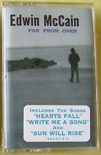 Edwin McCain:  Far From Over (Cassette, 2001, WARNER) NEW