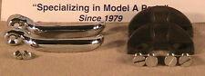 1928 1929 1930 1931 Model A Ford Roadster Inside Door Handle Setup Also Road PU