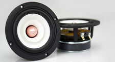 2 pcs MS Audio 4 Inch Full Range Speaker pair--- 4 Ohm Version