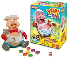 Pop The Pig New and Improved Game , New, Free Shipping