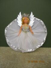 VINTAGE FAIRY FOR THE TOP OF THE CHRISTMAS TREE