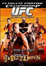 UFC ULTIMATE FIGHTING CHAMPIONSHIP XLIII 2003 DVD CHUCK LIDDELL VS RANDY COUTURE