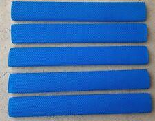 5x OCTOPUS Cricket Bat Grip - BLUE - Oz Stock