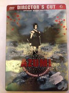 Azumi (2010),2 DVD