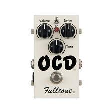Brand New Fulltone OCD Obsessive Compulsive Drive Overdrive Distortion Pedal