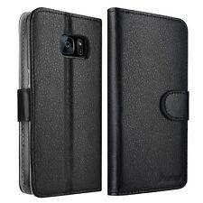 Markenlose Handy-Taschen & -Schutzhüllen aus Leder für das Samsung Galaxy S7