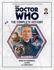 Doctor Who Complete History #35 Peter Capaldi, Robot of Sherwood, Time Heist