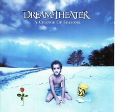 Dream Theater ‎– A Change Of Seasons CD Album 1995