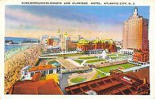 USA N.J. Atlantic City Malborough-Blenheim and Claridge Hotel