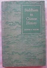 Buddhism in Chinese History by Arthur Wright [HB 1979 A] Ships Anywhere Today