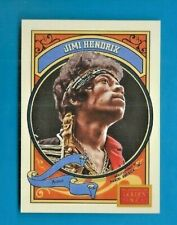 Jimi Hendrix 2014 Panini Golden Age #105 Purple Haze