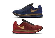Nike Women's Air Zoom Pegasus 33 LE Michael Johnson Size 9 Running 880106-907