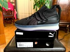 Puma Clyde Court Black Size 8 New with Box