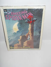 Spider-Man Spirits of the Earth NM 1st 1989 TPB GN Graphic Novel ~ Sealed ~