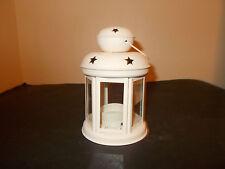 Star Glass Candle & Tea Light Lanterns
