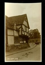 Wilts Wiltshire LACOCK Judges early RP PPC ref1 c1930s?