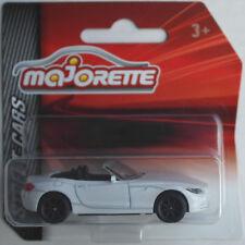 Majorette - BMW Z4 Roadster offen weiß Neu/OVP