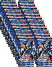 24x YuGiOh Duelist Pack Kaiba Unlimited Booster Packs Lot SEALED IN HAND!!