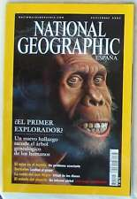 NATIONAL GEOGRAPHIC ESPAÑA - VOL. 11 - Nº 3 - SEPTIEMBRE 2002 - VER SUMARIO