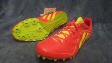 NIB ADIDAS SPRINTSTAR 3 Track and Field Cleats-Shoes Orange-Yellow Men Size 12.5