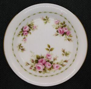 Royal Albert Flower of the Month Series - June Roses Butter Pat