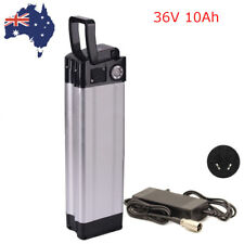 36V 10Ah Silver Fish Lithium Li-ion Battery Pack 350W Electric Bicycle E-Bike