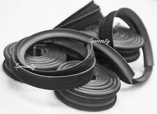 COMMODORE BAILEY CHANNEL SLIDER FLOCKING RUBBER VB VC VH VK VL 4 DOOR + BELT 8pc