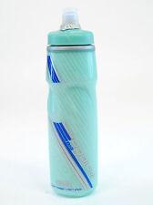 CAMELBAK PODIUM BIG CHILL BICYCLE WATER BOTTLE 25oz BPA FREE, Mint/Blue/Silver