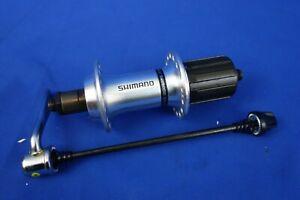 New Shimano FH-RM30 Rim Brake REAR Bike Hub - 32 Hole - 135mm QR