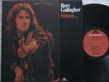 "RORY GALLAGHER ""SINNER...AND SAINT"" LP 197 IRISH BLUES TASTE"