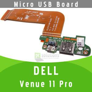 ✅ DELL VENUE 11 PRO 5130 MICRO USB LADEBUCHSE FLEX PCB MLD USB_FPC DE MLD-DB-USB
