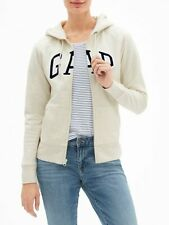 Bnew Gap Logo Zip Womens Hoodie In Fleece Jacket, XSmall