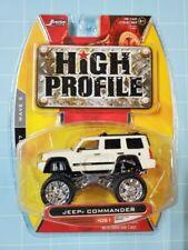 Jada Toys 1/64 HIgh Profile Jeep Commander white
