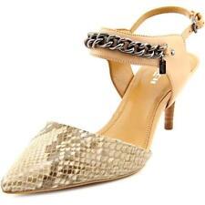 Coach Pumps, Classics Leather Medium (B, M) Heels for Women