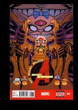 Secret Avengers US Marvel Comics vol.1 # 008/'14