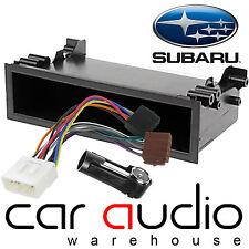 FP-11-01 Subaru Impreza WRX 2001 - 2006 Car Stereo Single Din Pocket Fitting Kit