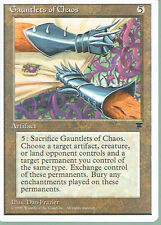 MAGIC THE GATHERING CHRONICLES ARTIFACT GAUNTLETS OF CHAOS