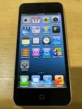 New listing Apple iPod touch 5th Generation Silver/Black (16 Gb)