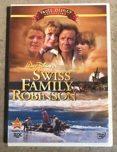 Disney Swiss Family Robinson DVD NEW SEALED