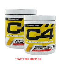 CELLUCOR C4 EXTREME iD SERIES 2x60 SERVES PRE WORKOUT TWIN PACK