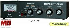 MFJ-941E Versa Tuner II, HF, 300 Watts With Mini Cross Meter, 4-1 Balun,