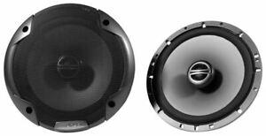 "Alpine SPE-6000 6.5"" 480 Watt 2-Way Pair Of Car Audio Speakers Type-E"