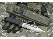 "Russian tactical knife ""Dominus"" steel AUS 8.Kizlyar Supreme knives"