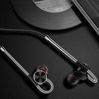 Black Earphones Earbuds Headphone Mic for Apple EarPods iPhone 8 7 6 6s Plus 5