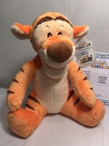 NWT Build-A-Bear TIGGER 2021 Disney Winnie Pooh Collection with Sound